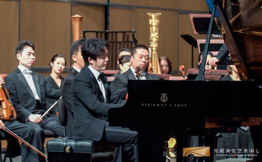 李云迪联袂中国交响乐团 奏响光明新篇章