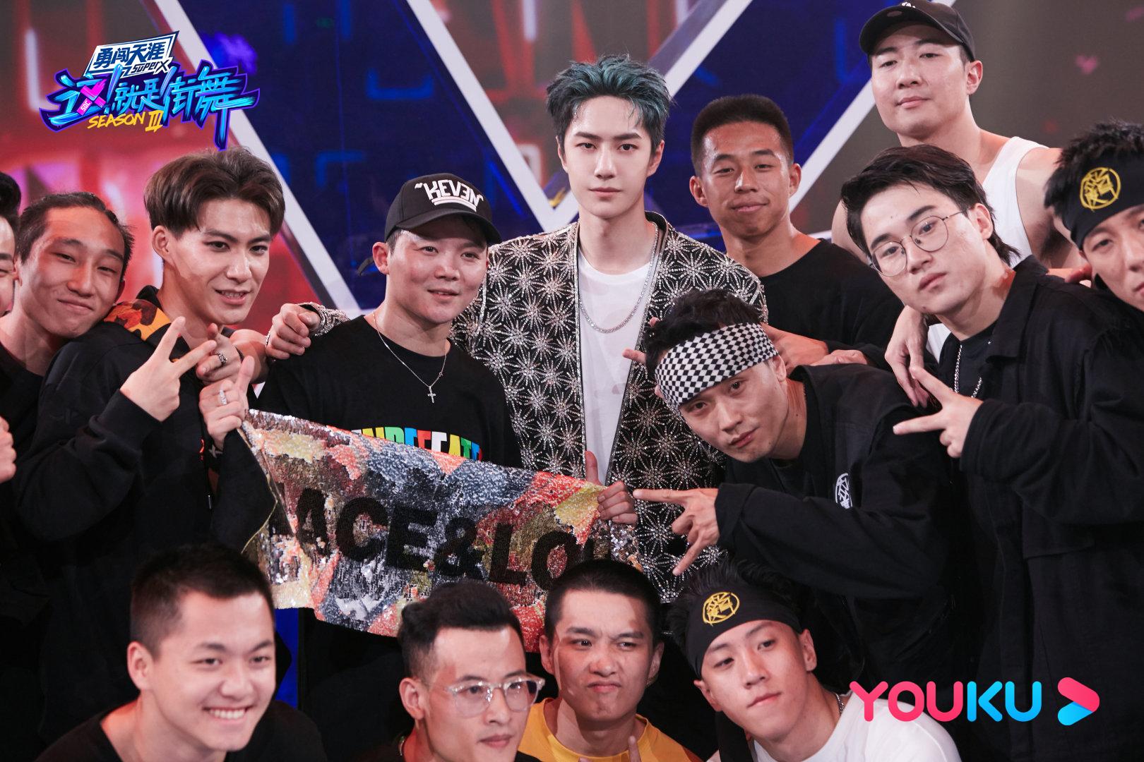 《这!就是街舞》第三节落幕:杨凯成首个Bboy冠军决赛仪式的终极狂欢