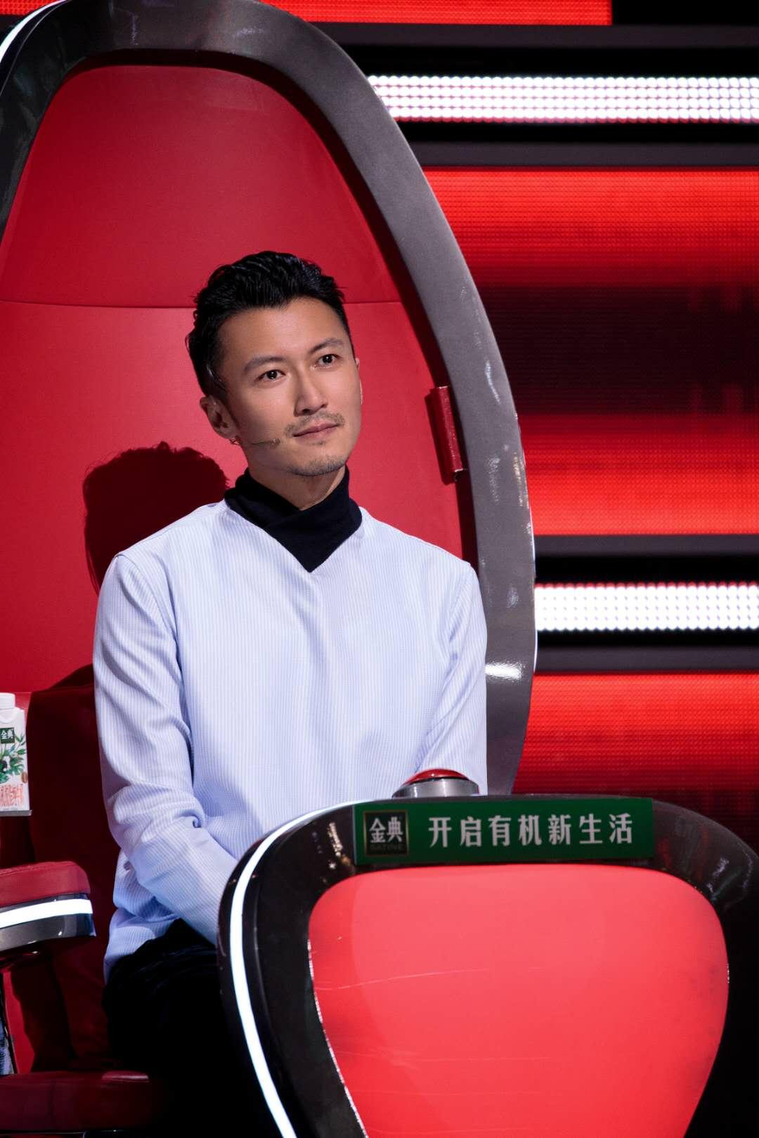 谢霆锋《中国好声音》做了一个强大的攻击 以创造一个完美的菜单团队