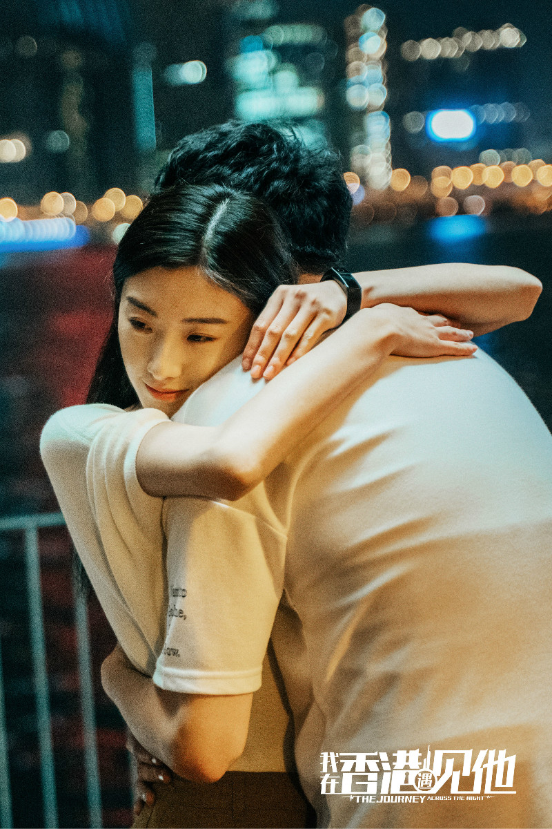 高锐菲儿《我在香港遇见他》因悬疑剧的可塑性而受到好评