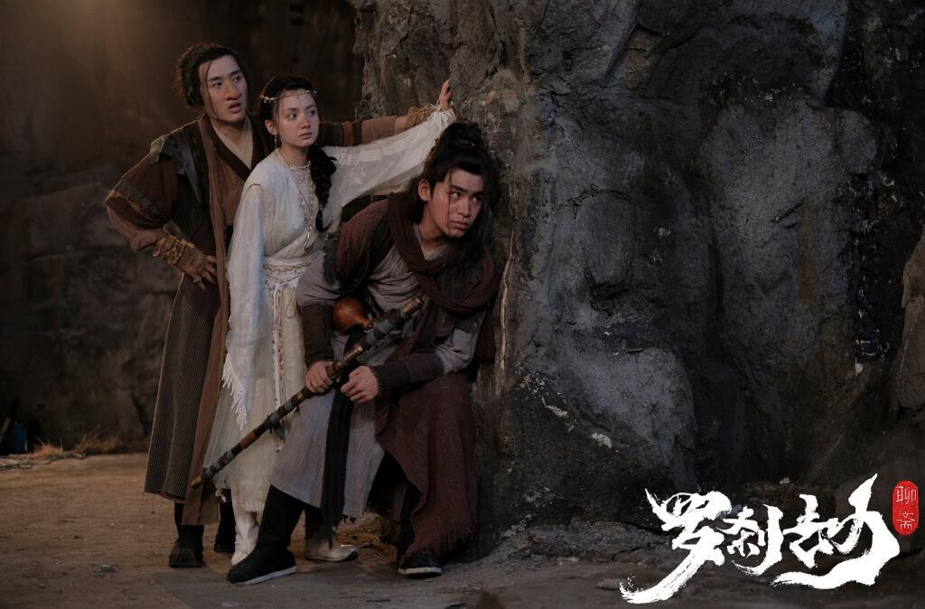朱为《罗刹劫》演唱了主题曲《最丑》 聊斋电影与玄幻爱情碰撞