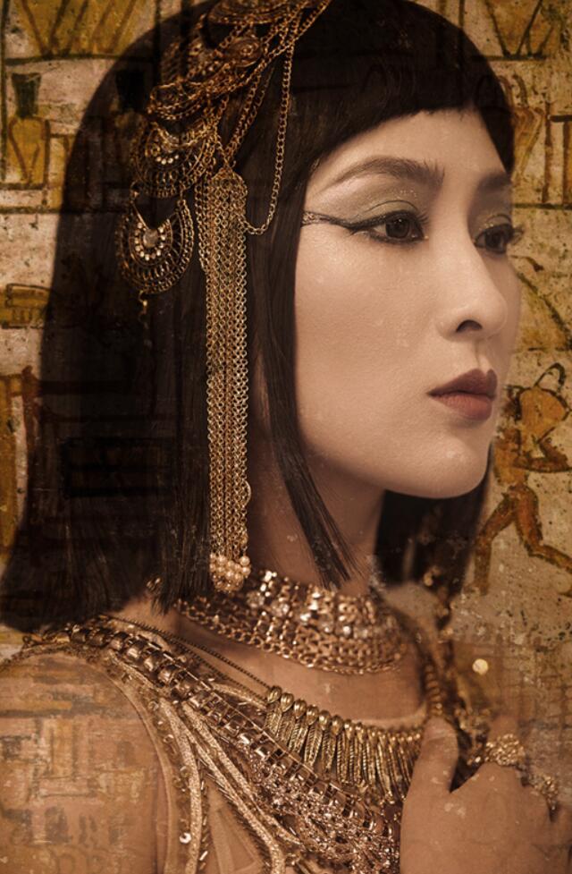 《【摩臣电脑版登录】马苏《演员请就位2》今日官宣埃及艳后造型诠释反差魅力》