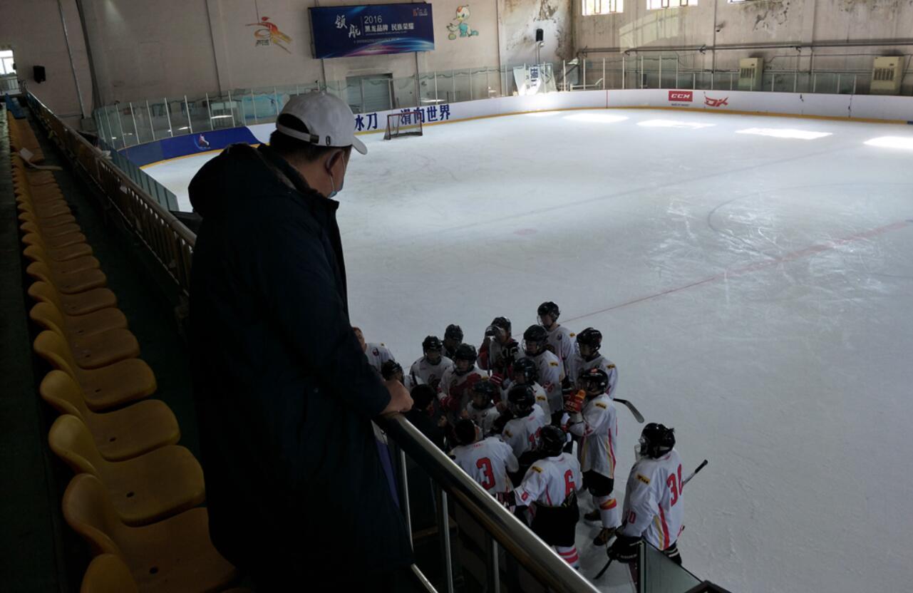 《冰球小子》即将在齐齐哈尔开拍 献礼冬奥