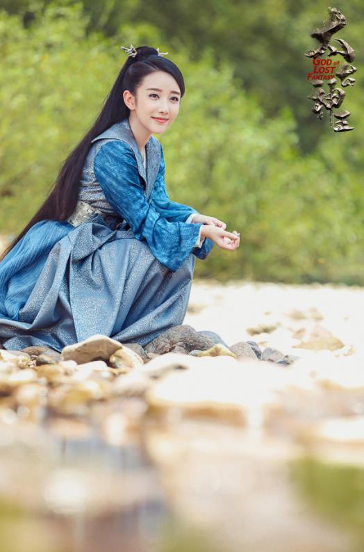 陈梦瑶《太古神王》即将结束 赢得观众是爱