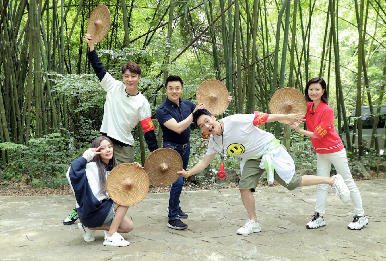 《我们在行动》第五季林依轮温妮乡村舞蹈