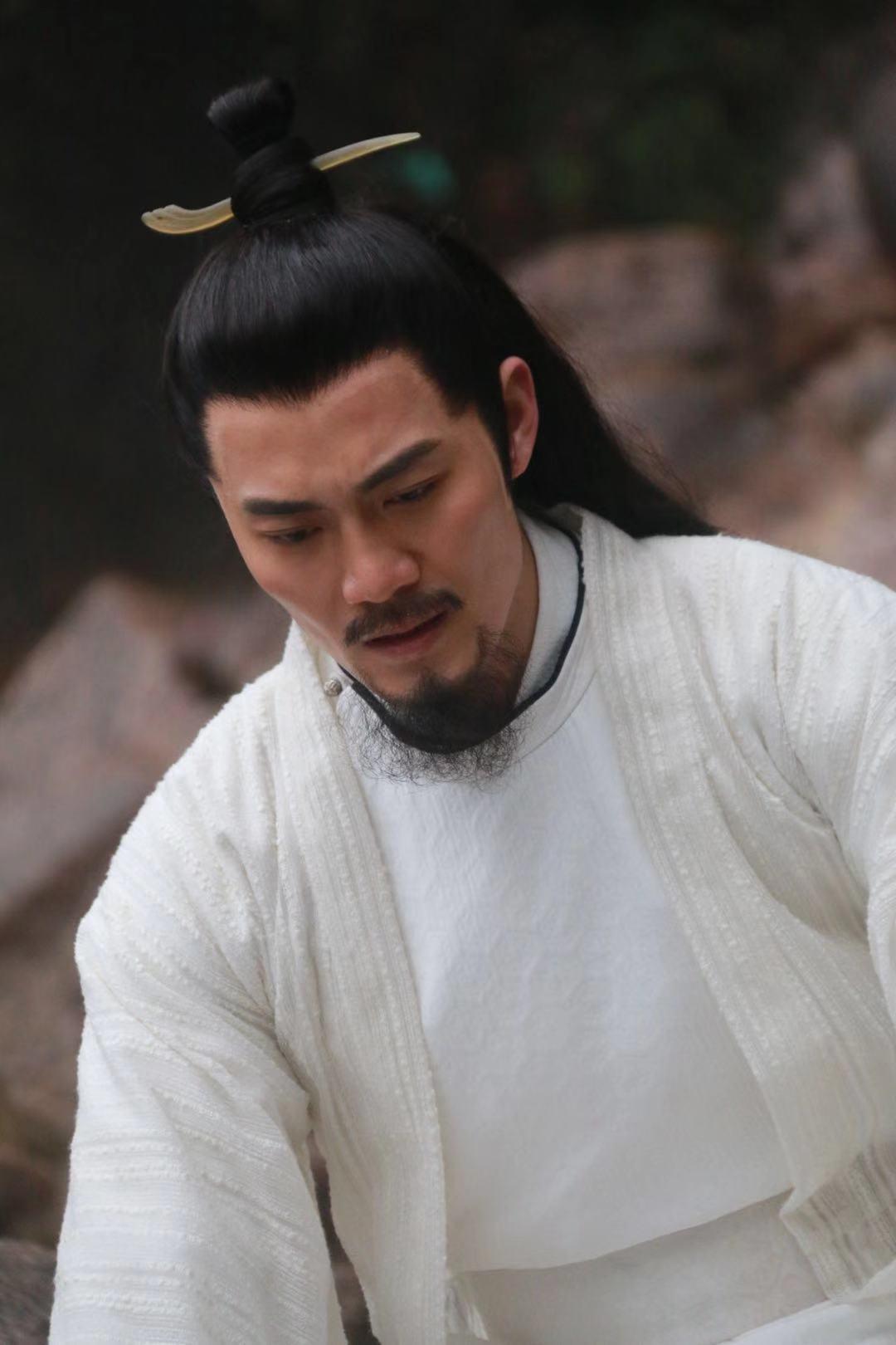 电影《刘禹锡》创业魏凯率先向历史致敬