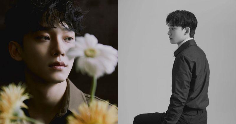 EXO Chen 即将只身回归!15日发表数位单曲