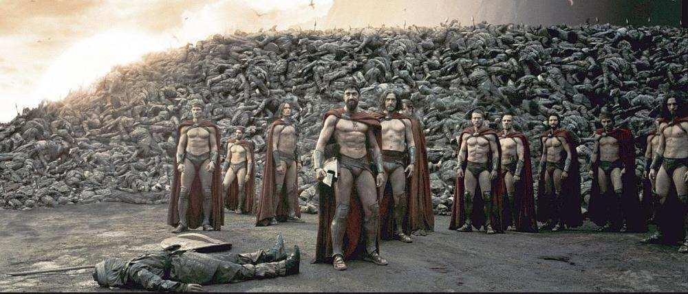 中西方影片古代战士造型对比 《封神三部曲》这次中式审美终于对了