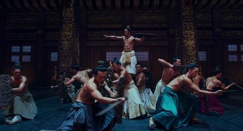 《封神三部曲》年轻质子热血战舞 暗示封神大战复杂剧情