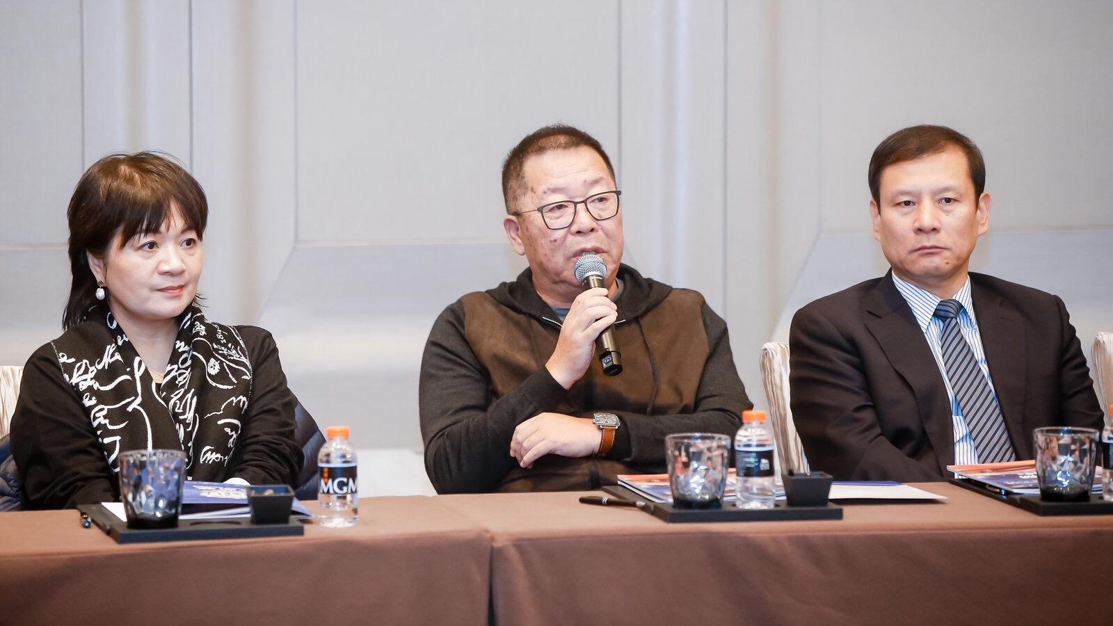 华鼎奖国际研讨会举行 斯琴高娃说:娱乐不是玩耍