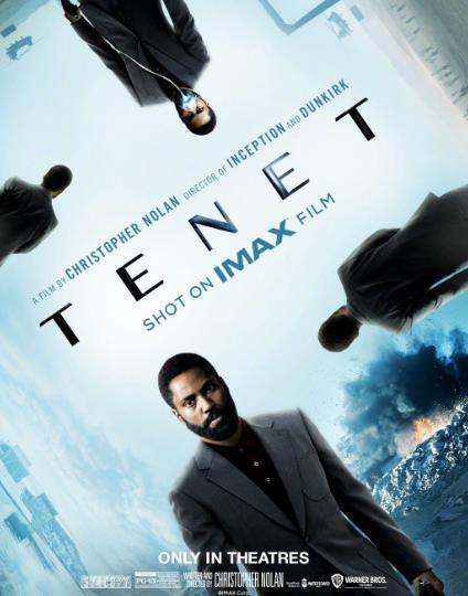 诺兰《信条》重新排定全球上映计划 8月26日先于北美登陆海外市场