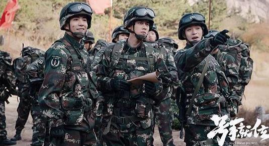 李易峰主演《号手就位》 第一部《中国之火》试映曝光