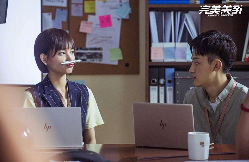 《完美关系》热播 洪嘉宁饰演一个乖巧的小助理 能火大吗?