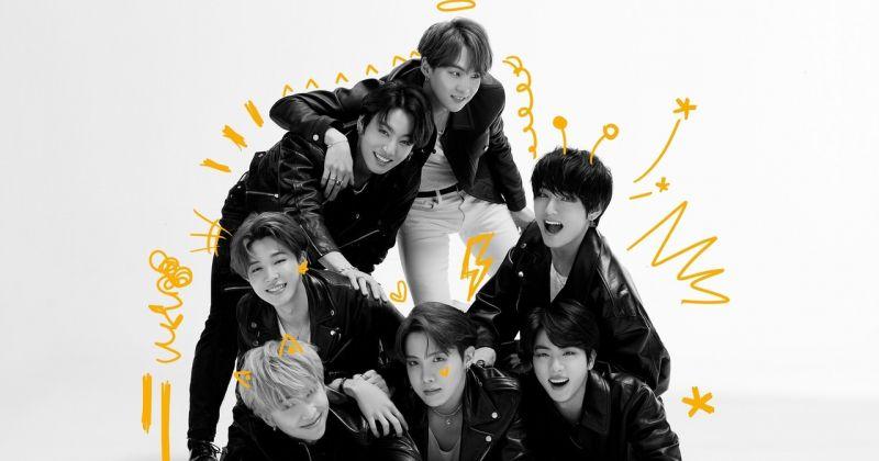 BTS防弹少年团再创惊人纪录 专辑累积销量破2000万张!