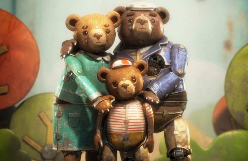 《熊的故事》真人事件改编电影:在豆瓣上获得9.1的高分 网友:这只熊值得