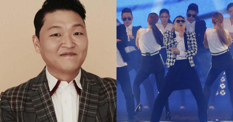 不愧是韩流始祖之一!PSY〈Gentleman〉MV 观看次数破 13 亿