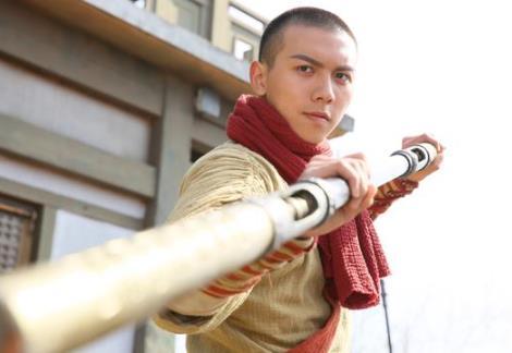 《暴走武林学园》宣布文生诠释最帅武功
