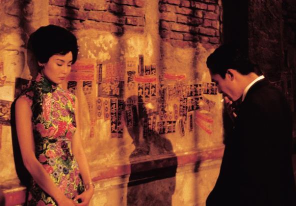 《花样年华》 4K修复版将于戛纳首映!  正式开启上映20周年世界巡展