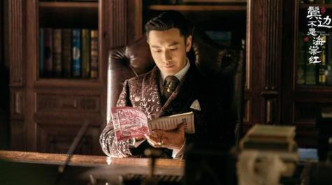 《鬓边不是海棠红》将引发关于程凤台生死的热议