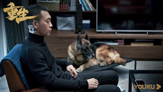 """网剧《重生》神秘黑人出现疑似""""714枪案""""真凶"""