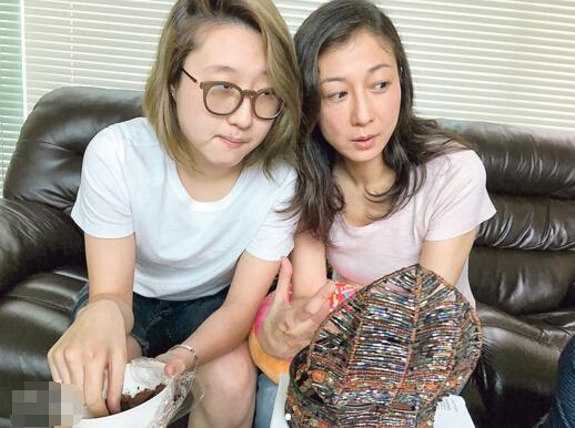 吴绮莉:接受女儿长大事实 不舍得送国外