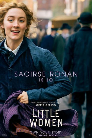 西尔莎·罗南谈《小妇人》 称这部作品是人生中最好的遇见