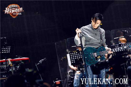 《我们的乐队》定档3.14 谢霆锋坦言:希望做一支中国的乐队