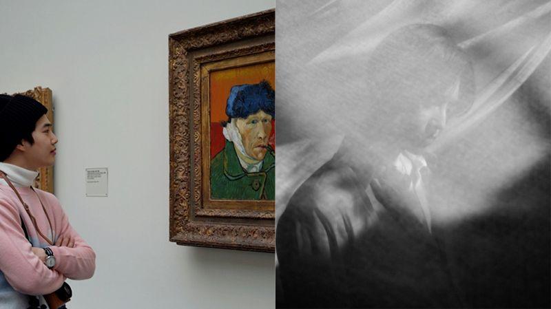 EXO SUHO首张SOLO专辑《Self-Portrait》与梵谷有关?发行日也极具意义!