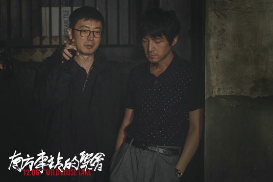 """《南方车站的聚会》曝新特辑 """"贪心""""胡歌怀揣敬畏挑战极限"""