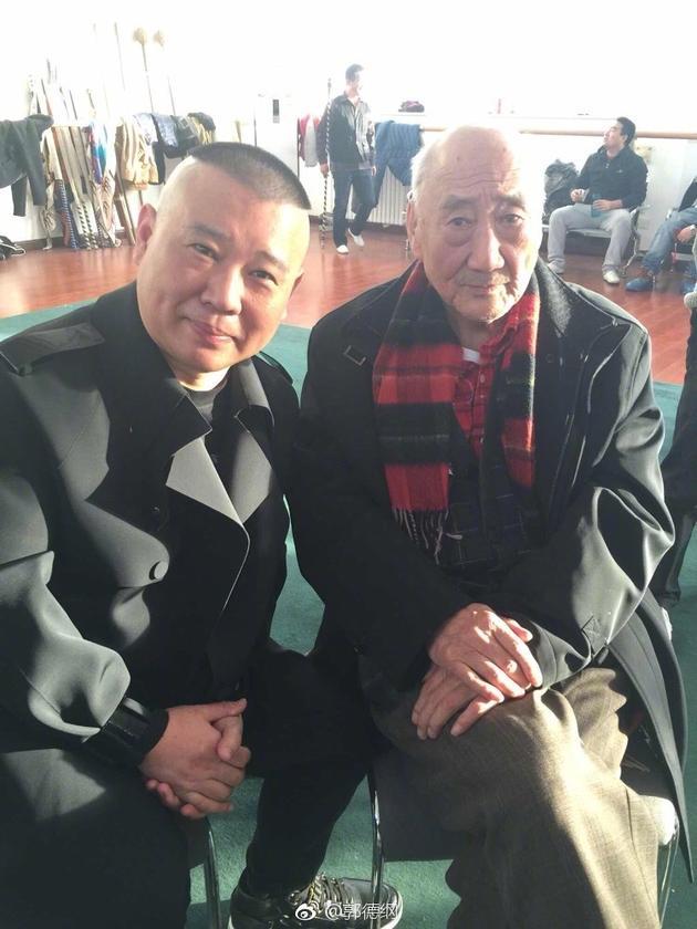 京剧表演艺术家张宝华仙逝享年87岁 郭德纲缅怀