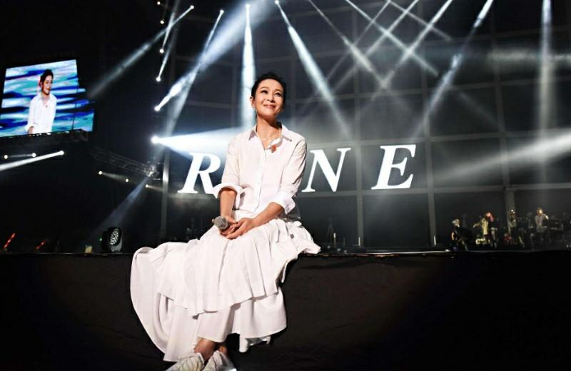 刘若英线上免费演唱会即将来袭,粉丝不敢相信,这是真的吗?