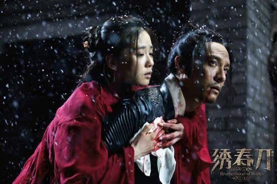 刘诗诗发微博支持杨幂新片 她曾主演系列第一部