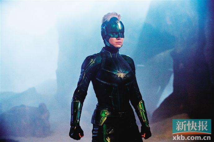 """《惊奇队长》带来""""漫威最强的战斗力"""""""