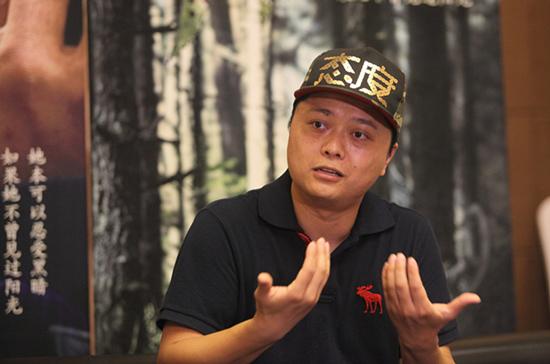 片名:电影《喊·山》抵达上海导演杨紫:打破文学电影气质