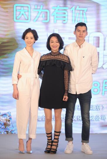 惠英红的新电影《老年病人》是根据他母亲的真实故事改编的