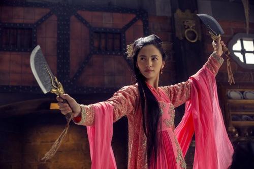 陈瑶凭借《十分钟捉妖记》获得百花奖最佳女配提名