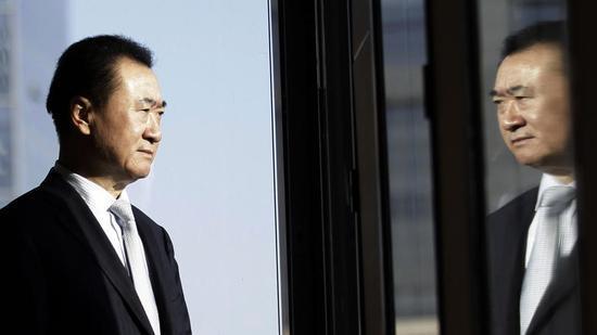 王健林:未来的目标是好莱坞六大电影公司
