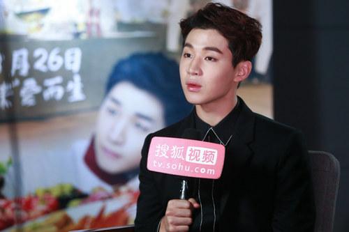 专访Henry刘宪华:吻戏?有需要就必须啵啵啵!