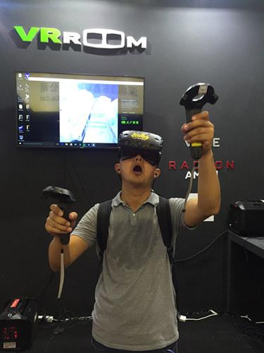 电影院将能看VR电影 VRrOOm今秋陆续登陆院线