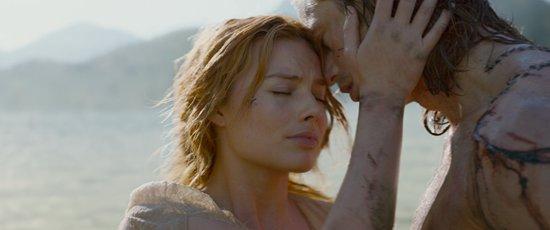 《泰山归来》今日公映 泰山为爱而战守护家园