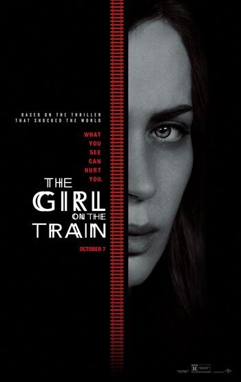 《列车上的女孩》全长预告曝光 布朗特精神崩溃