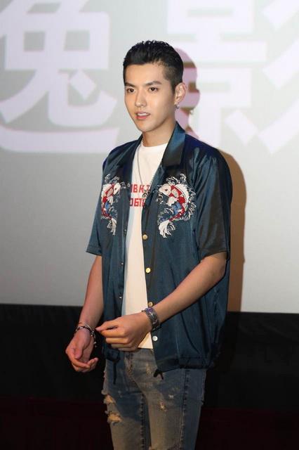 《夏有乔木》抵达上海 吴亦凡夸口说这个角色的价值很高 很接近这个角色