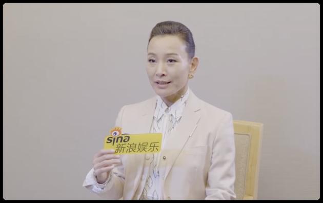 陈冲:我女儿主演了《误杀》让他们更亲密