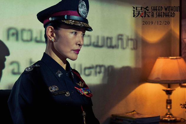 陈冲:女儿出演《误杀》让两人更加亲近