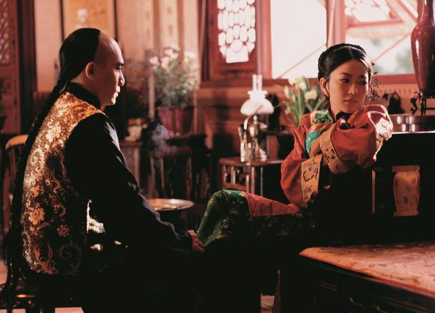 侯孝贤《海上花》元找张万伟不太懂上海话 所以错过了演出