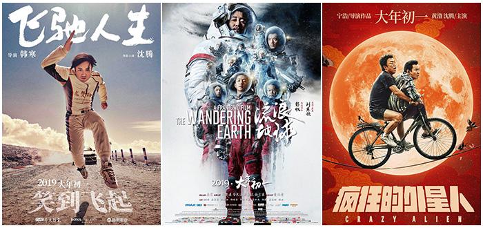 2019中国电影:口碑票房双丰收 平稳中孕育新能量