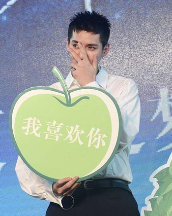 《夏有乔木》上海吴亦凡出道:夏目是另一个我