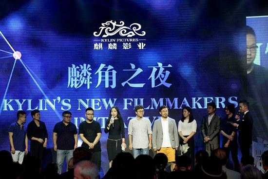 麒麟电影支持新人于恩泰 支持李安劝年轻人不要急躁