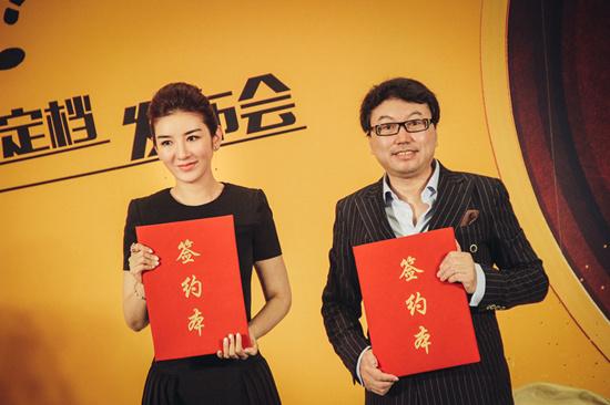 黄奕玩跨界变身电影制片人 事业风生水起