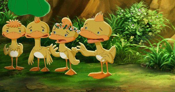 《丑小鸭历险记》7月15日将映 诠释亲情友情主题